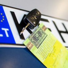 Paprastėja automobilių registravimo tvarka mirus jų savininkams