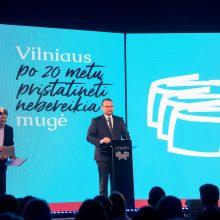 Atidaryta 20-oji Vilniaus knygų mugė