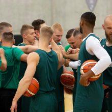 Žalgiriečiai susirinko į pirmąją sezono treniruotę <span style=color:red;>(Š. Jasikevičiaus interviu)</span>
