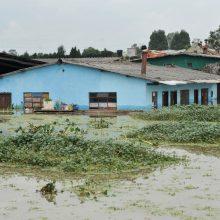 Kolumbijoje per potvynį žuvo šeši žmonės, iš jų penki – vaikai