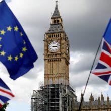 Iš Jungtinės Karalystės išvyksta rekordiškai daug ES piliečių