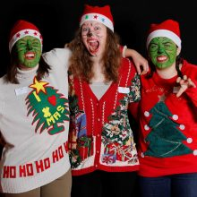 Kalėdiniai megztiniai: vieniems – kičas, kiti įžvelgia gilesnę prasmę