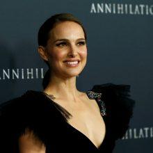 N. Portman nedalyvaus Būties premijos įteikimo ceremonijoje Izraelyje