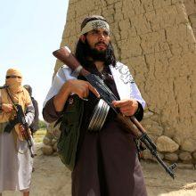 Afganistane talibai nužudė 30 policininkų