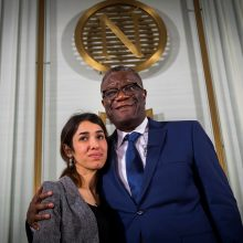 Osle bus pagerbti Nobelio taikos premijos laureatai