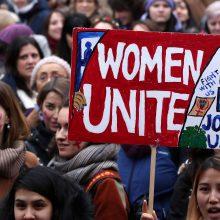 Kaip pasaulis mini Tarptautinę moters dieną