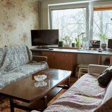 Pereinamąjį kambarį pavertė pavydėtina vaikų erdve