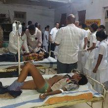 Indijoje per sunkvežimio avariją žuvo 21 vestuvininkas