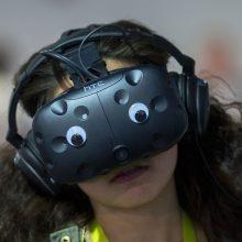 2017-aisiais – virtualios realybės triumfas ir dirbtinio intelekto aukštumos