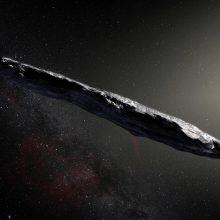 Naujai atrastas asteroidas praskries arti Žemės