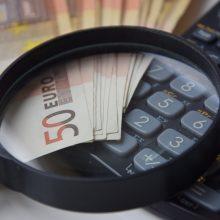 Nauja skaičiuoklė padės rasti pigiausias mokėjimo paslaugas