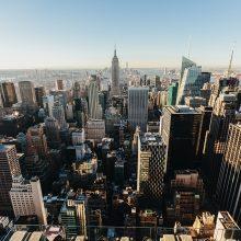 Praėjęs savaitgalis Niujorke – pirmasis per 25 metus, kai mieste neaidėjo šūviai