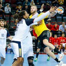 Po pralaimėjimo portugalams traukiasi Lietuvos rankinio rinktinės treneris