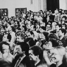 Sąjūdžio veidai: žmonės, pakeitę Lietuvos istoriją