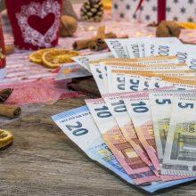 Prieš šventes į Lietuvą – pinigų upės