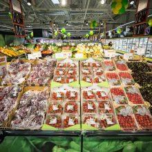 Lietuvių vasaros prekių krepšelių hitai: arbūzai, braškės ir pomidorai