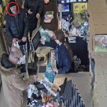 """Policija ieško apie sprogmenį parduotuvėje """"Lidl"""" pranešusio vyro"""
