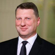Latvijos prezidentas kitą savaitę susitiks su partijų atstovais