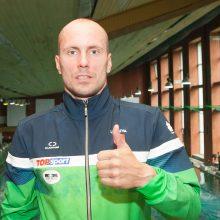 J. Kinderis iškovojo pasaulio čempionato bronzą