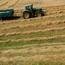 Kaimo reikalų komitetas siūlo netirti padėties žemės ūkyje