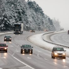 Kelio matomumas žiemą: klaidos, kurios gali kainuoti brangiai