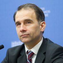 R. Masiulis kol kas neatskleidžia, ką sutarė su eurokomisare