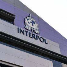 Ukraina siekia neleisti Interpolo prezidentu išrinkti Rusijos atstovo