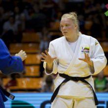 Rinktinei medalius iškovojo merginos