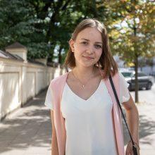 Šimtukininkė J. Markevičiūtė: egzaminai nelemia, kas tu būsi