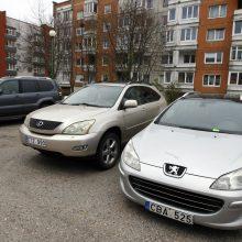 Lietuva – pilkų automobilių šalis: kodėl taip yra?