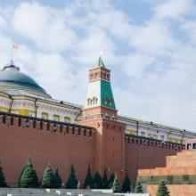 Kremlius: Ukrainos separatistų lyderio nužudymas yra provokacija prieš taiką