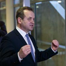 Prokuratūra nutraukė tyrimą dėl A. Skardžiaus veiksmų