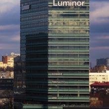 """""""Luminor"""" baigė susijungimą Baltijos šalyse"""