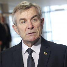 Informaciją dėl nusikalstamos veiklos Kauno rajone V. Pranckietis perdavė STT
