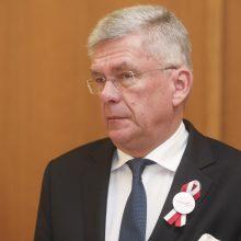 Lenkijos Senato vadovas: Rusija siekia sukiršinti kaimynines valstybes