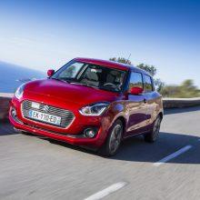 Kada Lietuvoje išpopuliarės maži automobiliai?