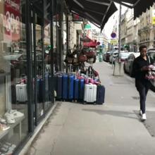 Prancūzijoje pristatytas moterims skirtas taksi