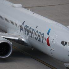 """""""Ryanair"""" neplanuoja atšaukti """"Boeing 737 MAX"""" užsakymų"""