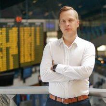 """Besitęsianti """"Ryanair"""" krizė: kaip viskas vystėsi?"""