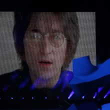 Vokietijos policija rado pavogtus J. Lennono dienoraščius
