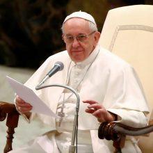 Popiežius: laiku nesureagavome į kunigų seksualinį priekabiavimą Čilėje