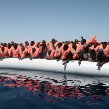 JT: Ispanija aplenkė Italiją pagal jūra atvykstančių migrantų skaičių