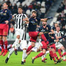 """""""Serie A"""" intriga: Turino """"Juventus"""" vejasi """"Napoli"""""""