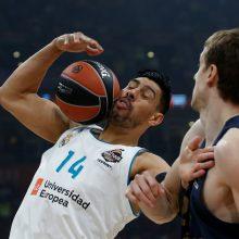 """Eurolygos turnyre triumfavo """"Real"""" krepšininkai"""