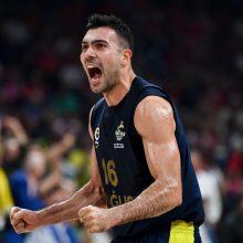 Eurolygoje – dramatiška vicečempionų pergalė Pirėjuje