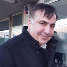 Kijevo teismas nesutiko patenkinti M. Saakašvilio ieškinio dėl atimtos pilietybės