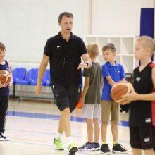 R. Paulauskas atskleidė, kuo Lietuvos krepšinio sistema pranoksta daugelį šalių