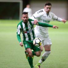 """Neapdairumo kaina: iš Vilniaus """"Žalgirio"""" atimta pirmoji sezono pergalė"""