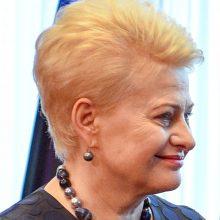 D. Grybauskaitė: ES daugiau investuoja į savo saugumą