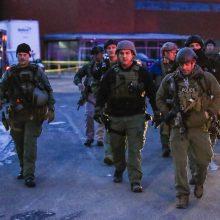 JAV gamykloje užpuolikas nušovė penkis žmones